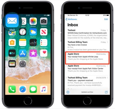 how to mute email threads ios 0