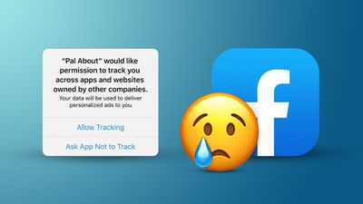 iOS14AntitrackFacebookSadfeature