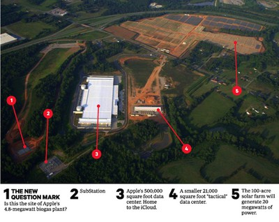 maiden data center expansion overview