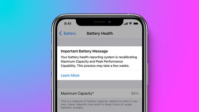 important battery message iphone 11