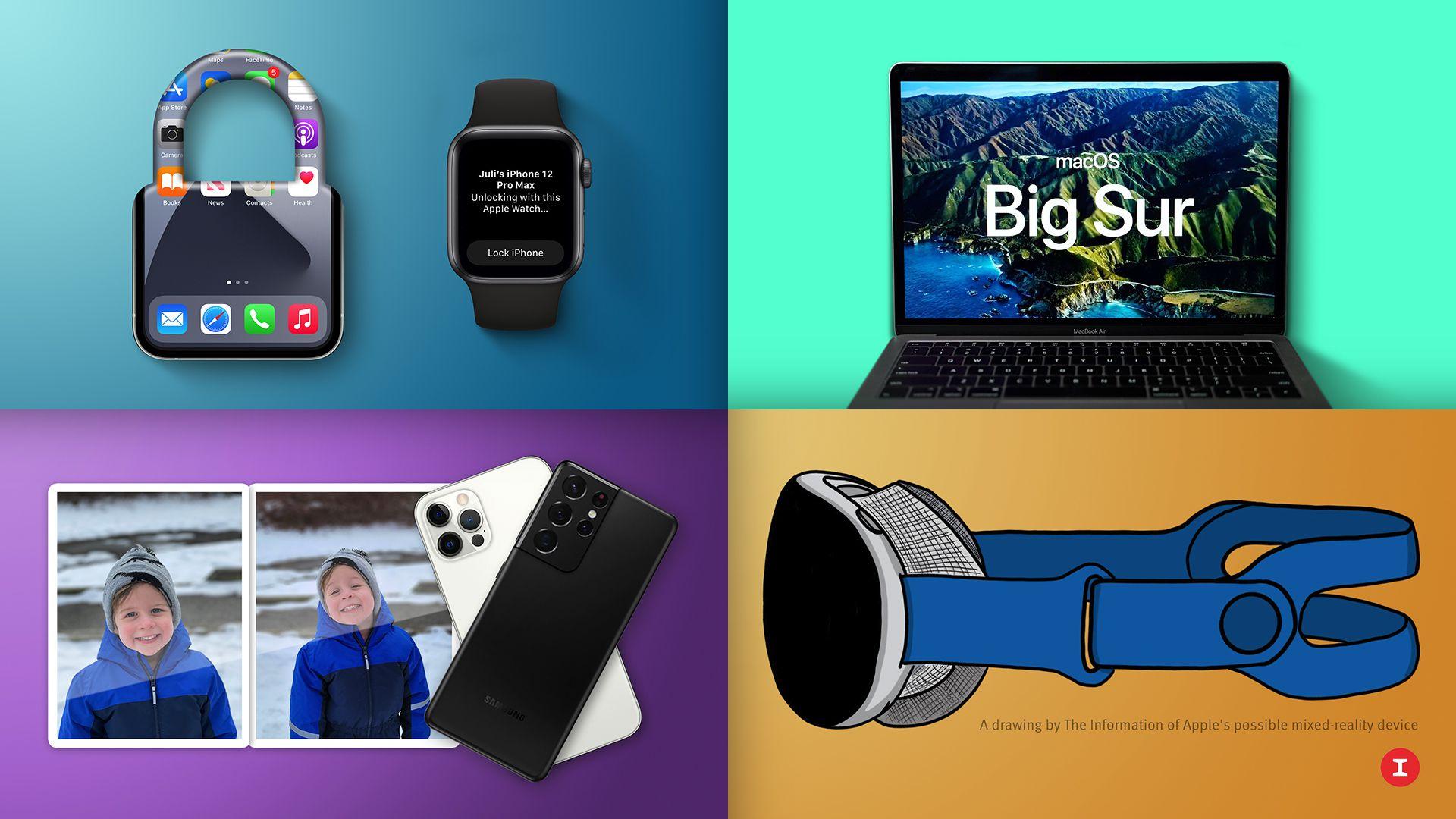 Top Stories: iOS 14.5 Beta, macOS 11.2 Released, VR Headset and Apple Car Rumors