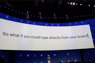 facebook brain typing