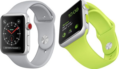 apple watch watchdots