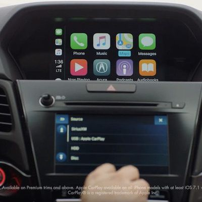 2019 acura ilx carplay