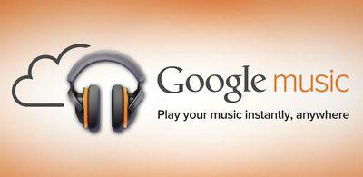 google music app banner