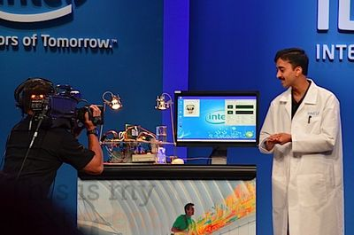 haswell demo