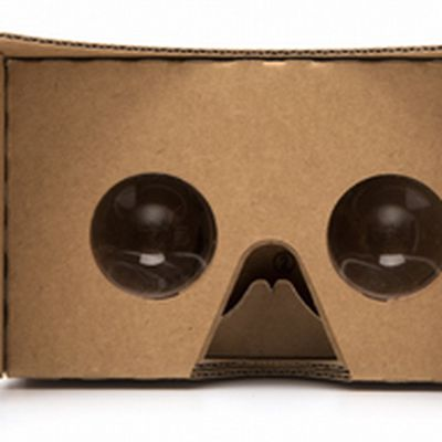 YouTube Google Cardboard