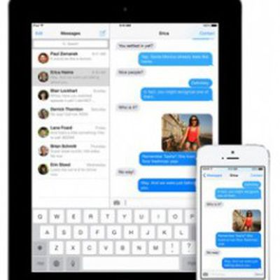 iMessage duo