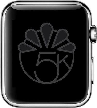 apple watch thanksgiving