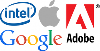 Google Intel Apple Adobe