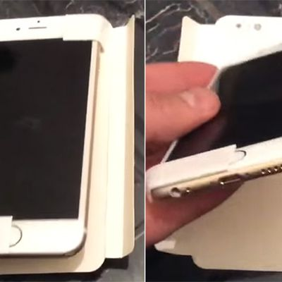 4 inch iPhone video