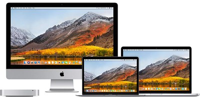 macos high sierra trio