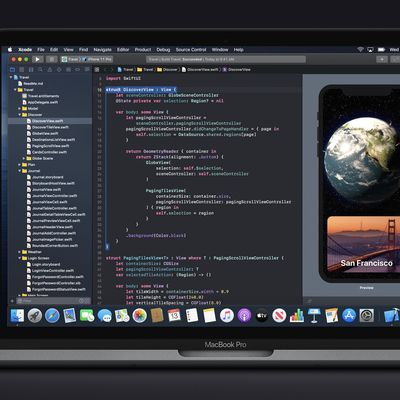 13 inch macbook pro xcode