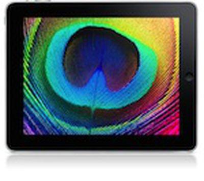 113735 ipad display