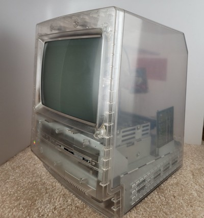 macintosh clear prototype 1