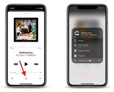 how to airplay apple music 1