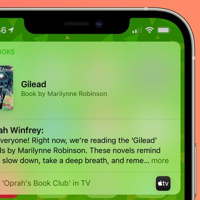 oprah book club siri