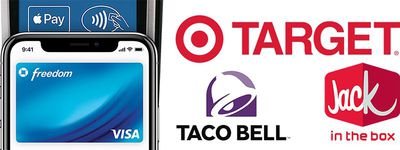 apple pay target taco bell