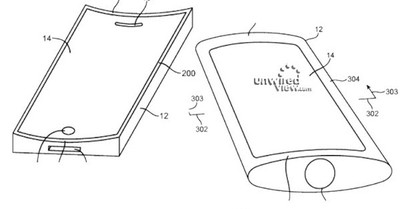 iphone flexible displays