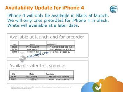 161007 att iphone 4 black only 500