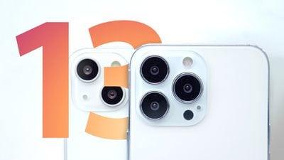 iphone 13 iphone 13 pro cameras