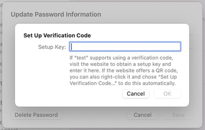 two factor verification monterey
