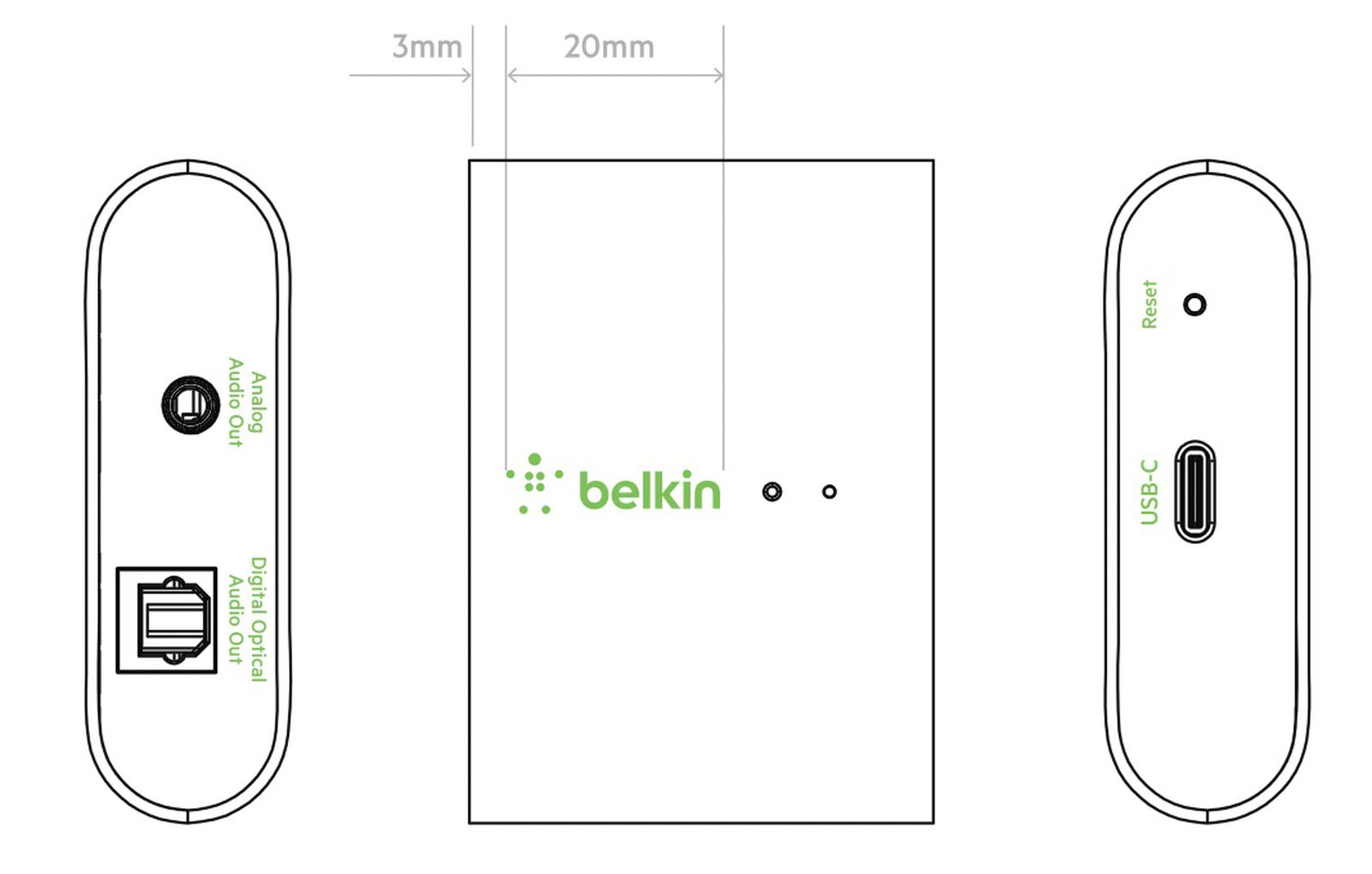 Belkin Designing 'Soundform Connect' Adapter to Add AirPlay 2 to Speakers