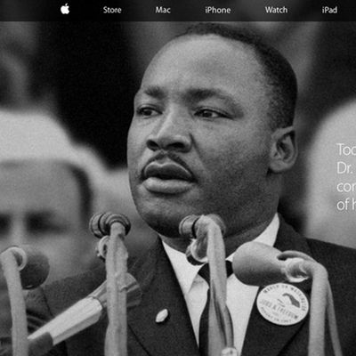 mlk home page