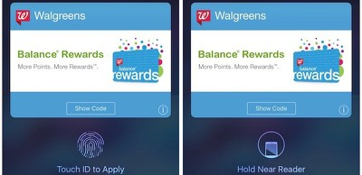 Walgreens Officially Launches First Apple Pay Loyalty Rewards