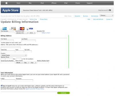 mobileme icloud phishing billing
