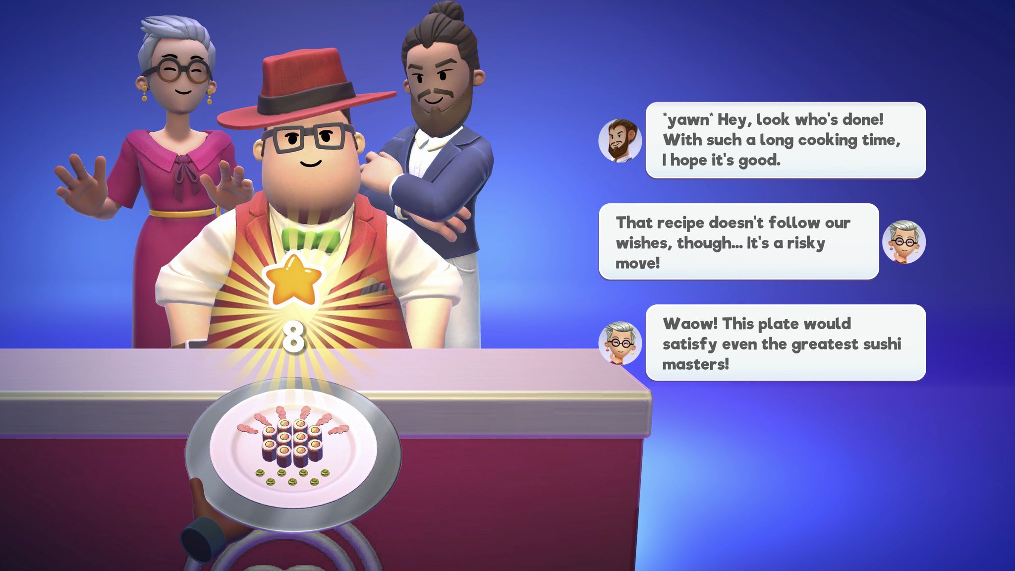 Apple Arcade Previews Two Upcoming Games, Including 'MasterChef: Let's Cook'