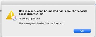 masalah perpustakaan musik iCloud