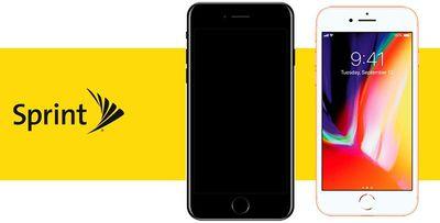 sprint iphone 8