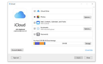 icloud passwords chome extension