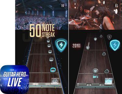 Guitar Hero Live iOS