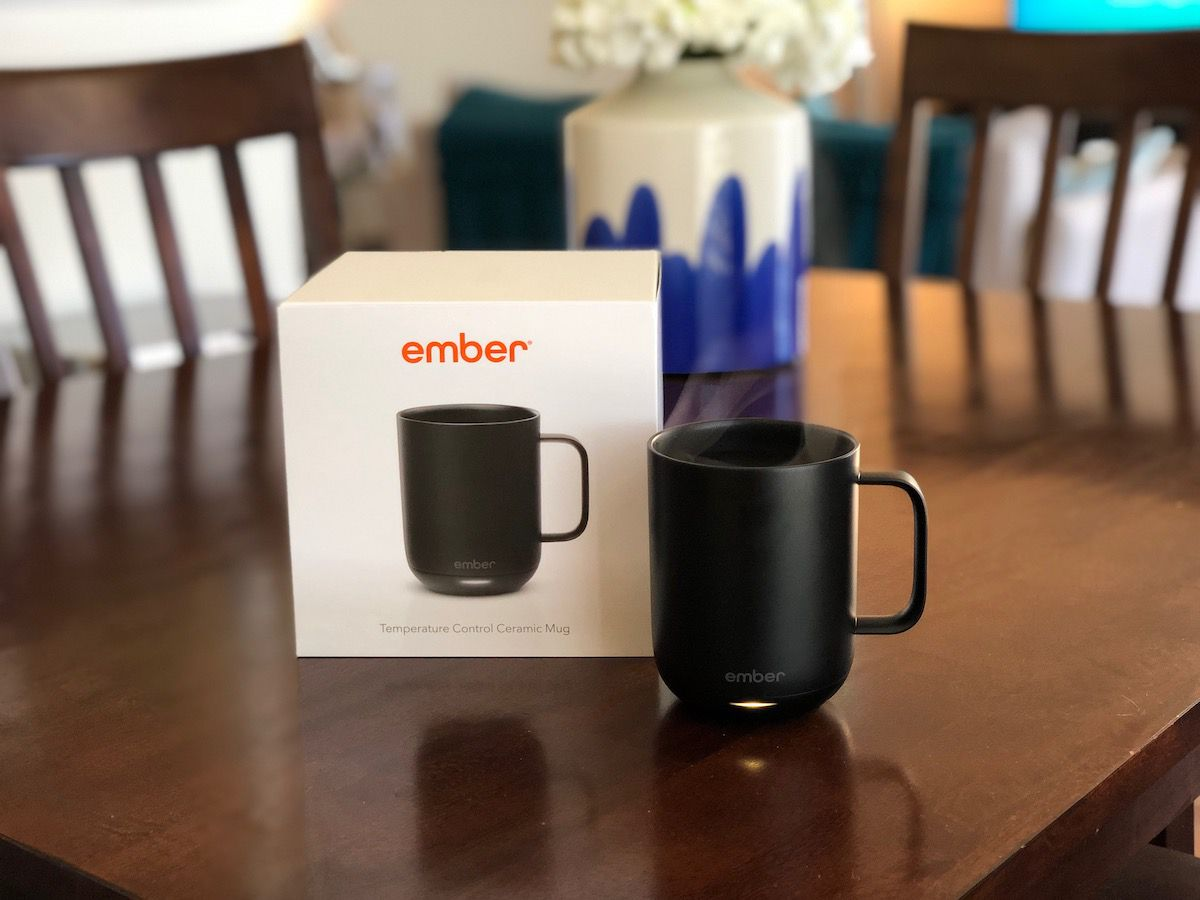 Ember Ceramic Mug Review Macrumors