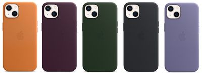 iphone 13 leather cases fall 2021