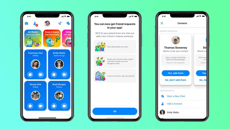 Facebook rolls out Messenger Kids to 70 new countries