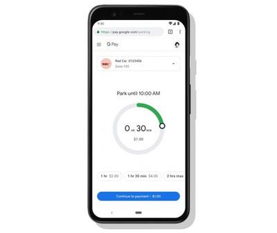 Pay for parking google maps e1613644735988