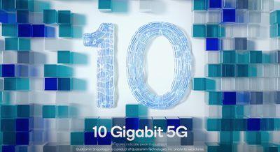 qualcomm snapdragon x65 10 gigabit 5g