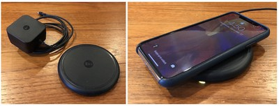 charger mophie wireless base
