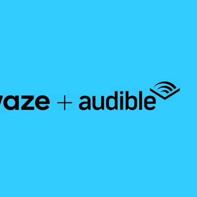 audible waze