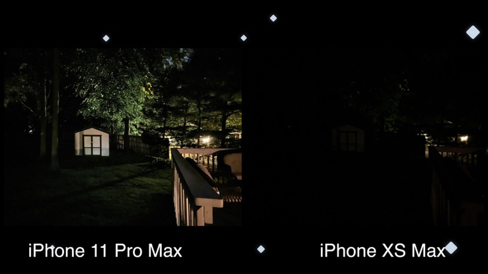 Camera Comparison Iphone 11 Pro Max Vs Iphone Xs Max Macrumors