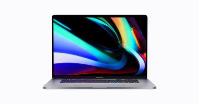 16 inch macbook pro apple