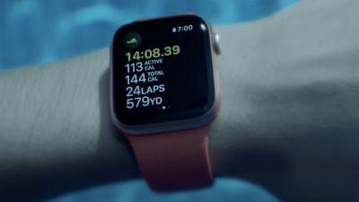 apple watch ads