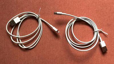 omg lightning cable comparison