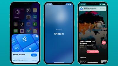 shazam app clip ios 14