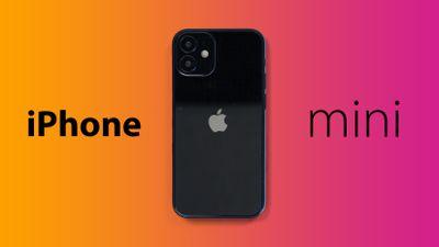 iPhone 12 mini feature