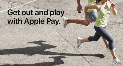 apple pay adidas