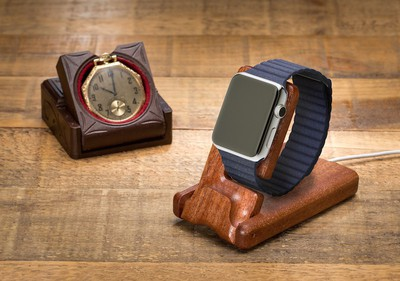 Apple watch with Grandpa pocket